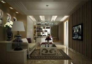 现代欧式单身公寓装修效果图鉴赏