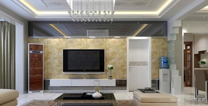 宜家风格90平米房屋装修设计图