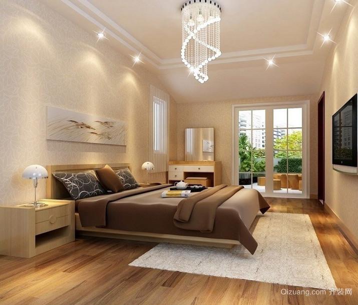 精致的小户型卧室背景墙装修效果图鉴赏
