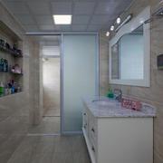 精致的卫生间整体设计