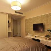 138平米豪华型主卧室装修效果图