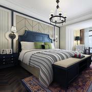 精致卧室造型图