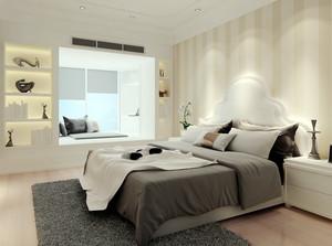 小户型简约风格单身公寓装修效果图