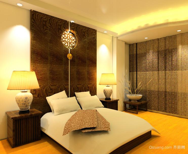 精美的大户型卧室装修效果图实例鉴赏