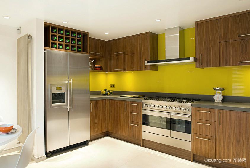 138平米轻快风格厨房装修效果图