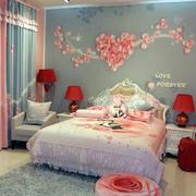 婚房背景墙装修图片