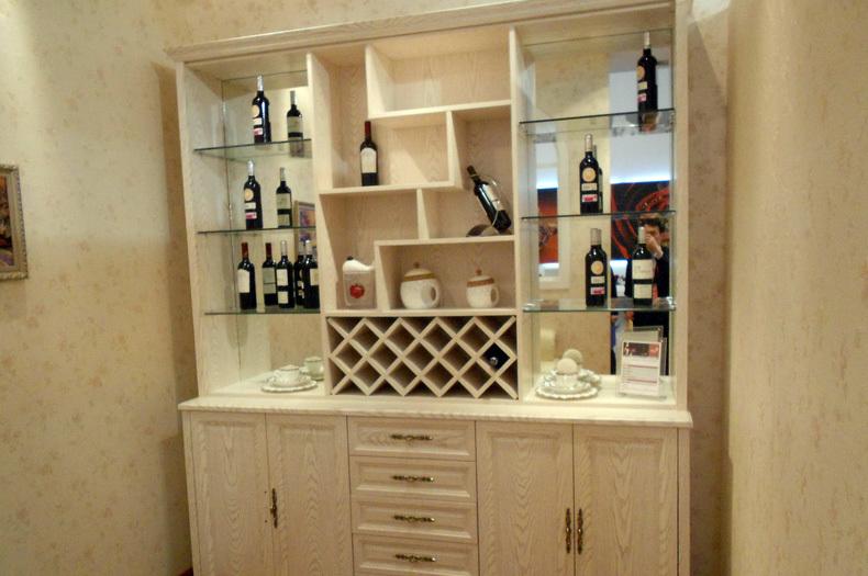 空间其他中式酒柜大户型装修