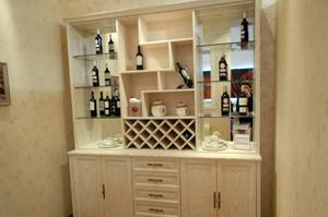 大户型美观系列酒柜效果图片