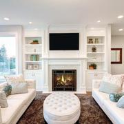 白色调房屋装修图片