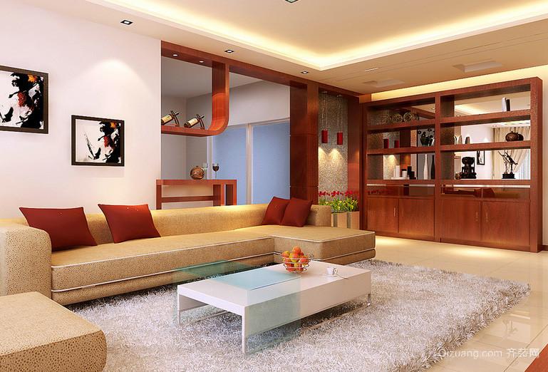 110平米宜家风格房屋设计效果图