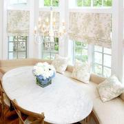 别墅唯美型飘窗设计装修效果图