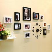 三居室浪漫系列照片墙设计效果图