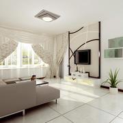 小户型地板砖效果图