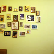 别墅宜家风格照片墙设计效果图