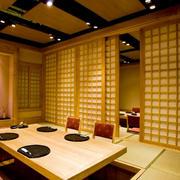 日式榻榻米茶室