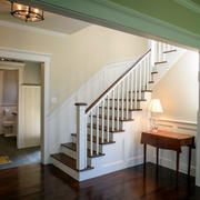 别墅精致型楼梯装修效果图