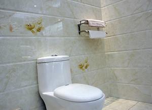 现代简约风格卫生间瓷砖装饰