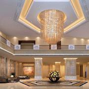 时尚风格酒店效果图片