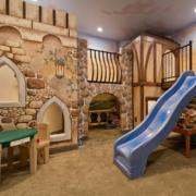 现代舒适大户型地中海风格儿童房装修效果图