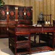 古典风格书房家具装饰