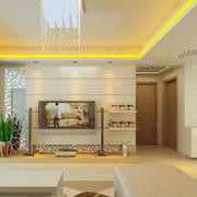 日式大户型家居客厅