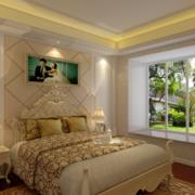 精致的大户型卧室吊顶装修效果图鉴赏