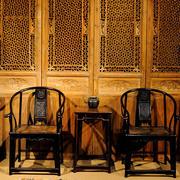 古典风格雅致客厅家具装饰
