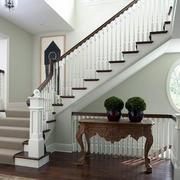 100平米实木楼梯装修效果图