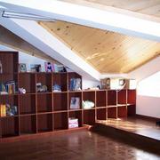 别墅现代风格阁楼装修效果图