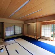 日式实木吊顶图片