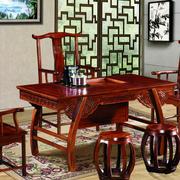 古典风格原木家具装饰