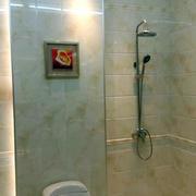 简欧风格奢华卫生间瓷砖装饰