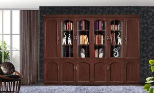 二居室宜家风格书柜图片大全
