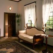 复古卧室美式沙发