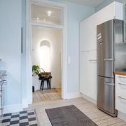 三室两厅厨房门欣赏