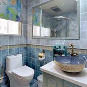 三室两厅卫生间装饰