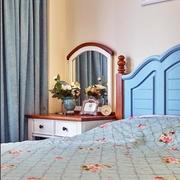 52平米简欧时尚小户型家居装修效果图实例