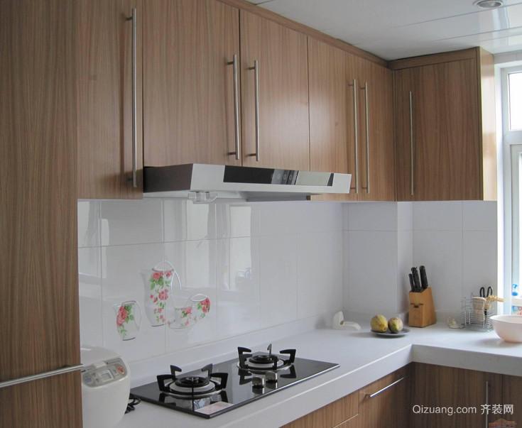 精致大户型欧式厨房设计装修效果图