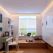 两室一厅简约风格榻榻米装修效果图