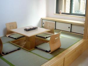 小户型日式经典多功能榻榻米装修效果图