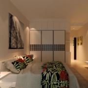 精美舒适大户型欧式卧室装修效果图