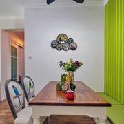 72平米地中海小户型家居装修效果实景图