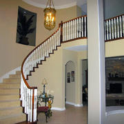 精致的楼梯造型图