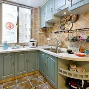 三室两厅厨房橱柜
