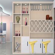 完美的现代酒柜设计