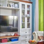 70平米后现代创意型小户型家居装修效果图欣赏