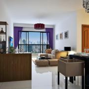 欧式小户型客厅装修设计效果图鉴赏
