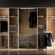 现代欧式大户型整体衣柜装修效果图鉴赏