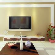 138平米独具特色影视墙装修效果图大全