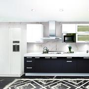 厨房背景墙造型图
